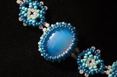 小珠装饰品 免版税库存照片