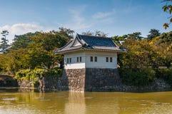 小田原城堡 免版税图库摄影