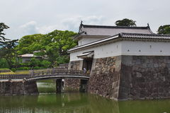 小田原城堡 免版税库存照片