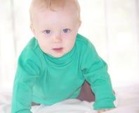 小男婴 图库摄影