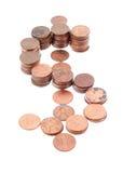 小的储款。 免版税库存图片