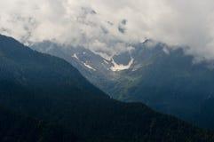 小的冰川 库存图片