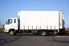 小的卡车 免版税库存照片