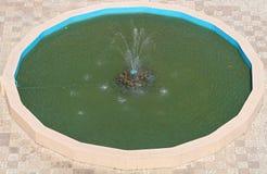 小的喷泉 库存图片