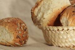 小的大面包 库存图片