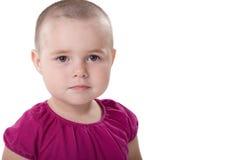 小的女孩 免版税图库摄影