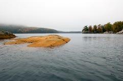 小的岩石 免版税图库摄影