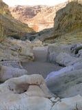 小的峡谷 库存照片
