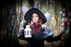 小的巫婆 免版税库存图片