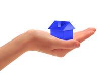 小的房子 免版税图库摄影