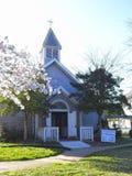 小的教会 库存图片