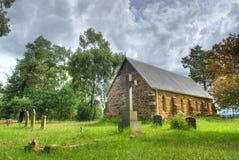 小的教堂 免版税库存图片