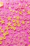 小的方旦糖装饰 免版税库存照片