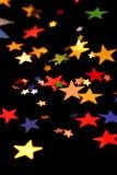 小的星形 库存图片