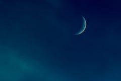 小的月亮 库存照片