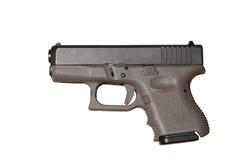 小的枪 免版税库存照片