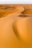 小的沙丘 免版税库存照片