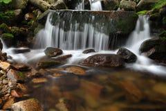 小的瀑布 图库摄影