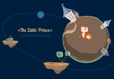 小的狐狸 免版税库存图片