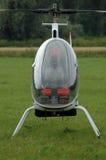 小的直升机 免版税库存图片