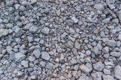 小的石头 库存照片
