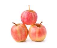小的苹果 免版税库存照片