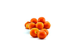 小的蕃茄 免版税库存图片