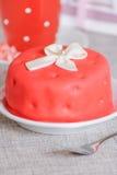 小的蛋糕 免版税库存图片