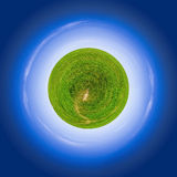 小的行星 免版税库存图片