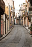 小的街道 免版税图库摄影