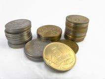 小的货币 库存照片