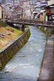 小的运河 免版税图库摄影