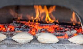 小的面包 免版税库存照片