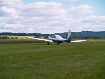 小的飞机 免版税图库摄影