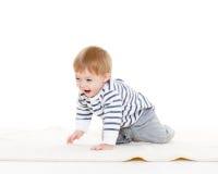 小的婴孩 免版税库存照片