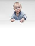小的婴孩 库存照片