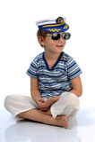 小的水手 免版税库存照片