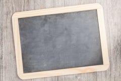 小的黑板 免版税图库摄影