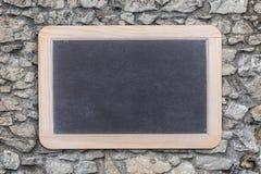 小的黑板 库存照片