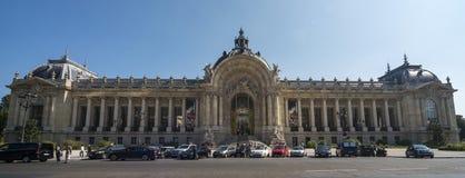 小的Palais看法  库存图片