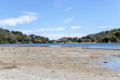 小盐水湖在希腊2 免版税库存图片