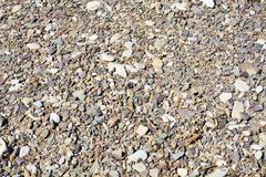 小石头抽象背景 免版税库存图片