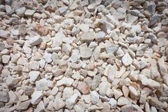 小石灰石 库存图片