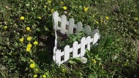 小篱芭在幼儿园的操场 影视素材