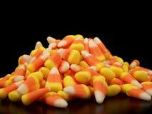 小糖味玉米的堆 免版税库存图片