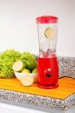 小红色搅拌器 免版税库存图片