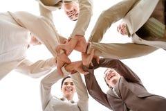 小组工作 免版税库存照片