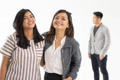 小组年轻企业概念 库存图片