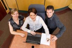 小组3 免版税库存图片