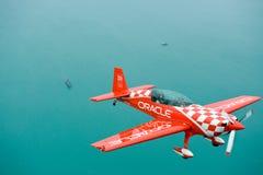 小组Oracle的夏恩Tucker。 免版税库存照片